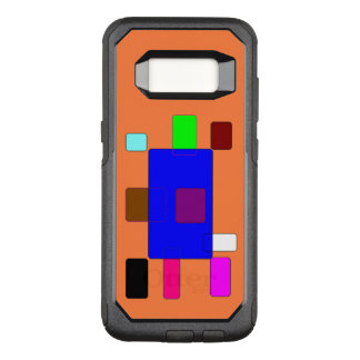 Tab – Abstract Art OtterBox Commuter Samsung Galaxy S8 Case