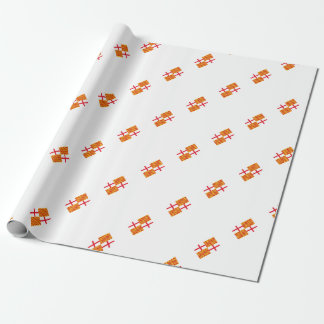 Tabarnia Libre Flag Wrapping Paper