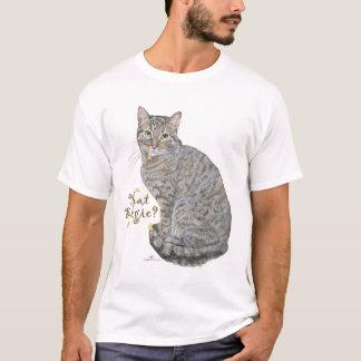 Tabby Cat Budgie? T-Shirt