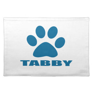 TABBY CAT DESIGNS PLACEMAT