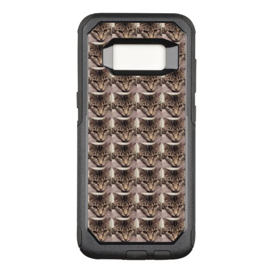 Tabby Cat-Instagram by Shirley Taylor OtterBox Commuter Samsung Galaxy S8 Case