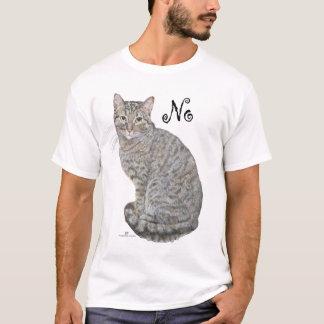Tabby Cat is Not Open T-Shirt
