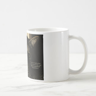Tabby Cat & Love Animals Quote Coffee Mug