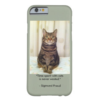 Tabby Cat Lover iPhone Case