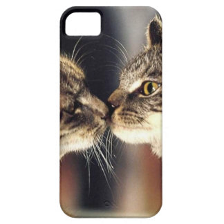 Tabby Cat Reflections Case For iPhone 5/5S