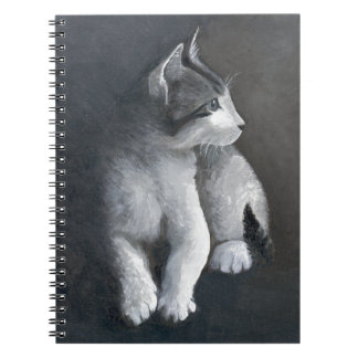 Tabby Kitten Notebooks