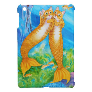 Tabby MerCats iPad Mini Cases