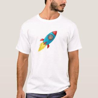 Tabitha Fink Light Rocket to Mars T-Shirt