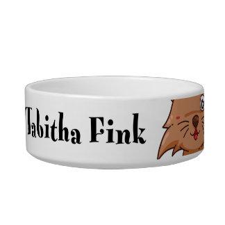 Tabitha Fink Medium Bowl Pet Water Bowls