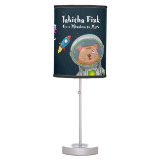 Tabitha Fink Rocket Lamp