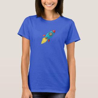 Tabitha Fink Women's Dark Rocket T-Shirt