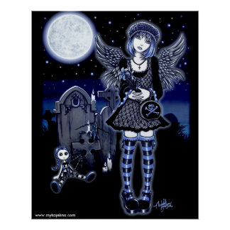 Tabitha Guardian Angel Poster