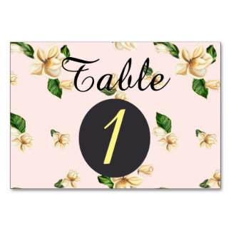 "TABLE CARD YELLOW ROSES  3.5"" x 5"" H"
