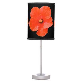 Table Lamp - Hibiscus