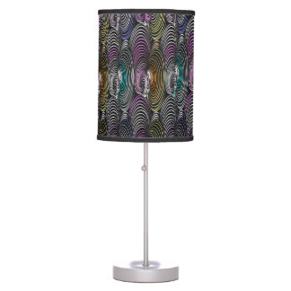 Table lamp in modern style