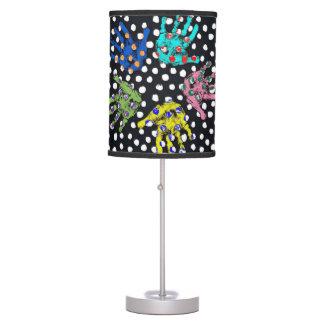 Table Lamp/Kids Handprint Table Lamp
