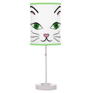 Table Lamp - Kitty, Face