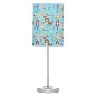 Table Lamp - Let's Be Mermaids