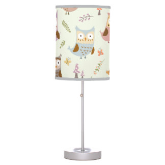 Table Lamp - The Owl Convention