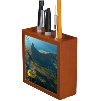 Table Mountain Cable Car, Cape Town Desk Organizers