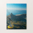 Table Mountain Cable Car, Cape Town Jigsaw Puzzle