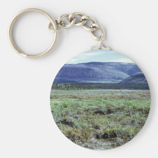 Table Mountain in Summer Keychain