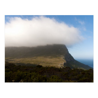 Table Mountain National Park Postcard