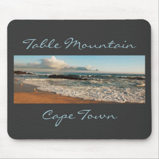 Table Mountain, South Africa mousepads - customize