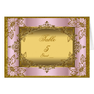 TABLE NO Birthday Wedding Engagement Anniversary Card