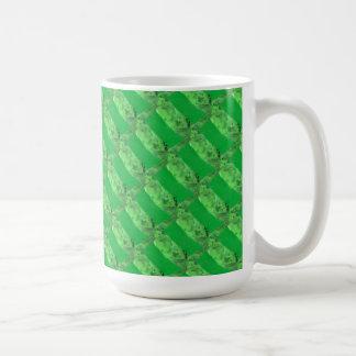 """""""Table Rock #2 Tiled"""" Abstract Design Mug"""