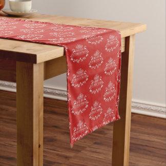 Table Runner-Merry Christmas Short Table Runner