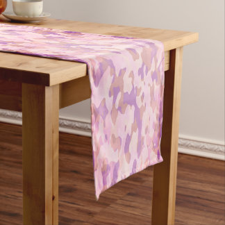Table runner of 35.5 cm X 183 cm Camouflage