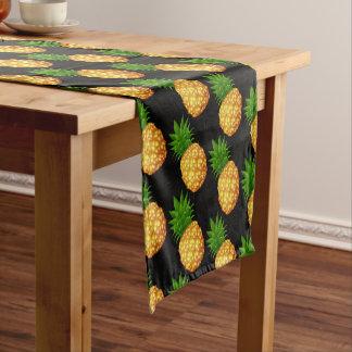Table Runner-Tropical Pineapples Short Table Runner