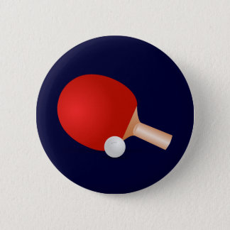 Table Tennis 2 Inch Round Button