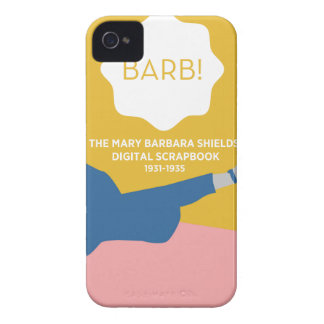 Table Tennis Barb iPhone 4 Covers