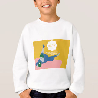 Table Tennis Barb Sweatshirt