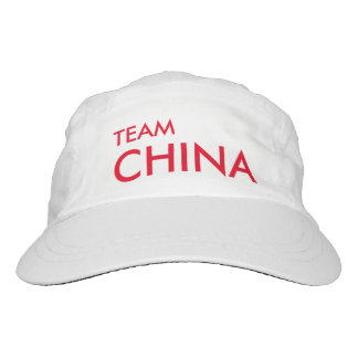 Table Tennis Chinese Team Hat