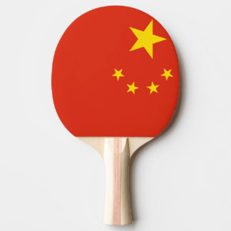 table Tennis Chinese Team Paddle Ping-Pong Paddle