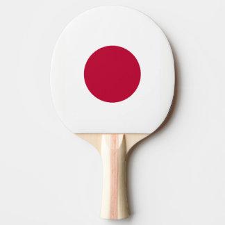 Table Tennis Japan Team Paddle Ping-Pong Paddle