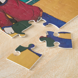 Table Tennis Jigsaw Puzzle