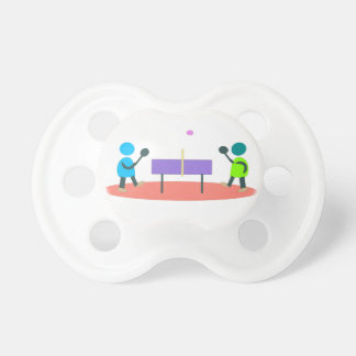 table tennis pacifier