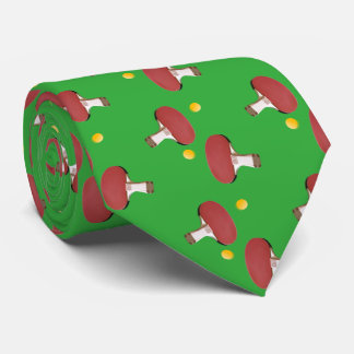 Table tennis, ping pong mens tie