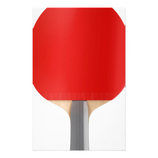 Table tennis racket stationery