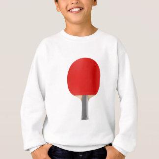 Table tennis racket sweatshirt