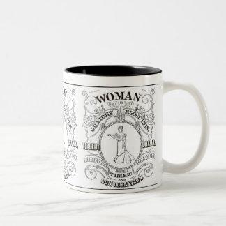 Tableau & Conversation Coffee Mug