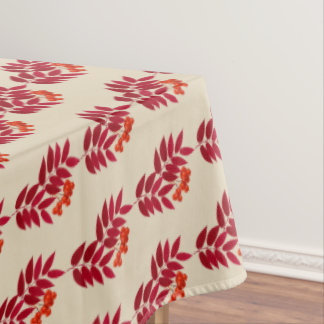 "Tablecloth ""60x84"" Autumn Berries"