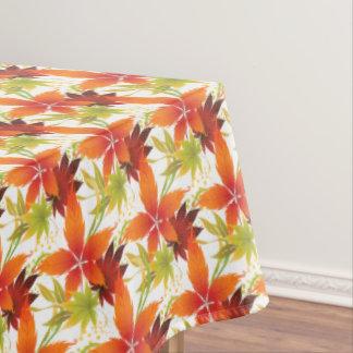 "Tablecloth ""60x84"" Autumn Leaves"