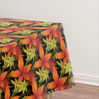 "Tablecloth ""60x84"" Autumn Leaves"