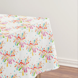 "Tablecloth ""60x84"" July 4th Fireworks"