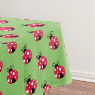 "Tablecloth ""60x84"" Ladybug"